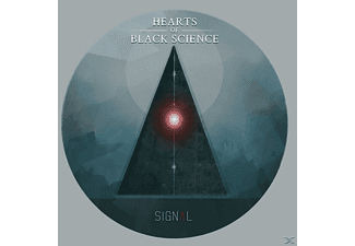 Hearts Of Black Science - Signal (Lim.Ed.) - (Vinyl)