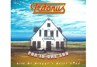 Tritonus - Far In The Sky - Live At Stagge's Hotel 1977 - (CD)