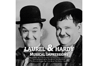 VARIOUS - Laurel & Hardy-Musical Impressions [CD]