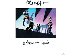 Rush -  A Show of Hands [Βινύλιο]