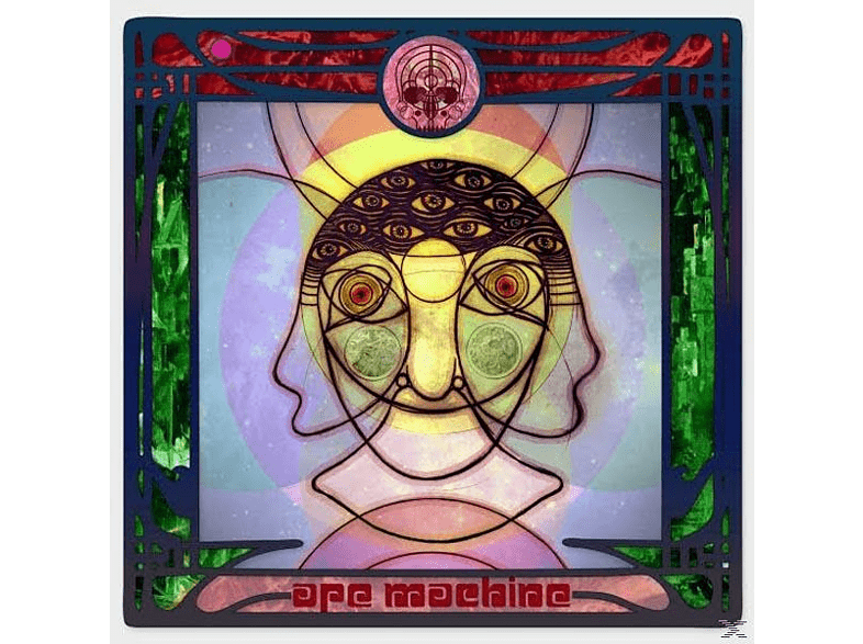Ape Machine - Coalition Of The Unwilling [CD]