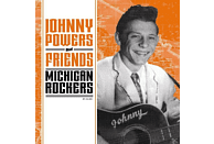 VARIOUS - JOHNNY POWERS AND FRIENDS-MICHIGAN ROCKERS [Vinyl]