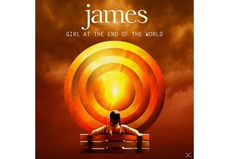 James - Girl At The End Of The World (2lp) - (Vinyl)