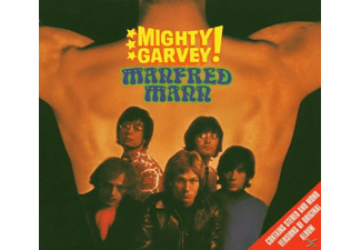 Manfred Mann - Mighty Garvey (Mono & Stereo Version) - (CD)