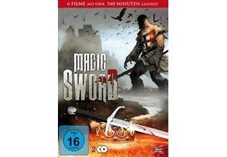 Magic Sword - (DVD)