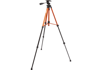ROLLEI Tripod Compact Traveler Star S2 Orange