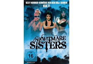 Nightmare Sisters - (DVD)
