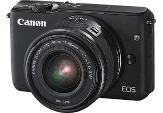 CANON EOS M10 Black 15-45mm