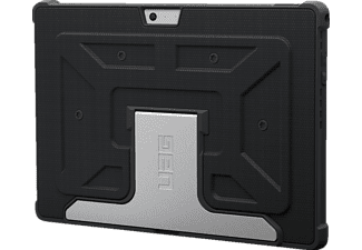 URBAN ARMOR GEAR UAG-SFPRO3-BLK-VP, Backcover, Surface Pro 3, Schwarz