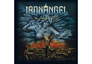 Iron Angel - Winds of War - Reissue - Limited Edition (Vinyl LP (nagylemez))