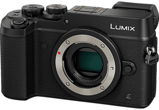PANASONIC Lumix DMC-GX8 Body Black - (DMC-GX8EG-K)