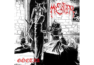 Mystifier - Goetia - Limited Edition - Reissue (Vinyl LP (nagylemez))