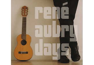 Rene Aubry - Days - (CD)