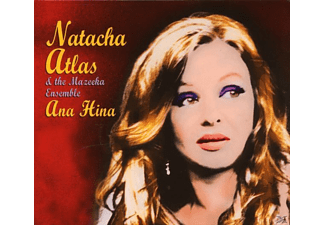Natacha Atlas - Ana Hina - (CD)