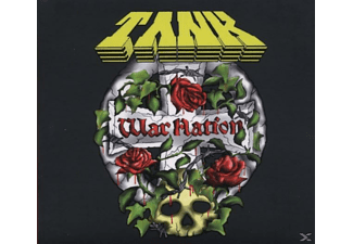 Tank - War Nation - (CD)