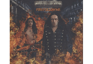 Anti Tank Nun - Fire Follow Me - (CD)
