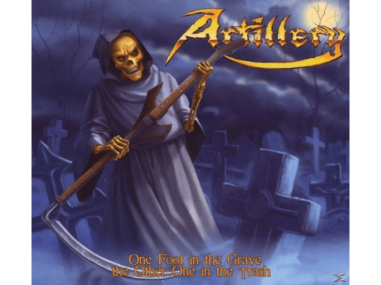 Artillery - One Foot In The Grave The Othe [CD]