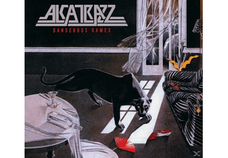 Alcatrazz - Dangerous Games - (CD)