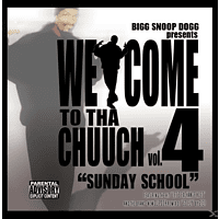 Snoop Dogg - Welcome 2 Tha Chuuch Vol.4 [CD]