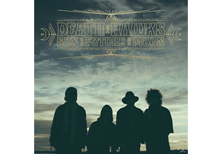 Death Hawks - Sun Future Moon - (CD)