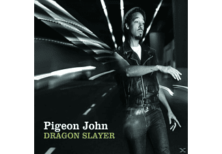 Pigeon John - Dragon Slayer - (CD)