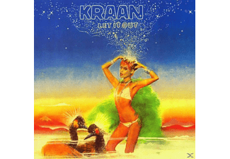 Kraan - Let It Out - (CD)