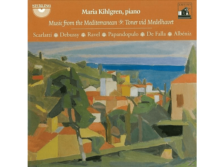 Maria Kihlgren - Music From The Mediterranean [CD]