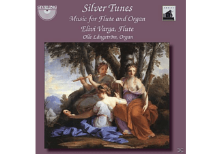 Elivi Varga, Olle Langström - Silver Tunes/Music For Flute+Organ - (CD)