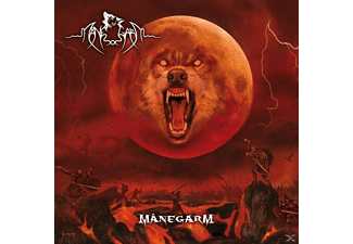 Manegarm - Manegarm - Limited Edition (Digipak) (CD)