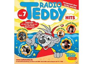 VARIOUS - Radio Teddy Hits Vol.7 - (CD)