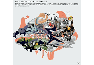 Babasonicos - Anoche - (CD)