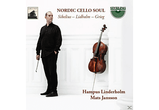 Hampus Linderholm, Mats Jansson - Nordic Cello Soul - (CD)