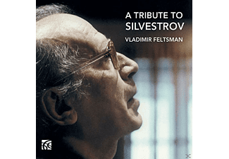 Vladimir Feltsman - A Tribute To Silvestrov [CD]