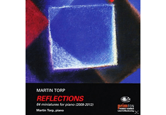Martin (p) Torp - Reflections - (CD)