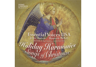 Barton,Jamie/McKay,Maureen/Clurman,Judith - Essential Voices Usa - (CD)