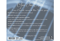 Laura Claycomb, Marc Teicholz - Open Your Heart [CD]