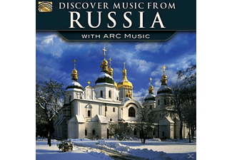 VARIOUS - Discover Music From Russia-With Arc Music - (CD)