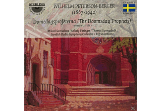 Swedish Radio Symphony Orchestra - Doomsday Prophets/Peterson-Berger - (CD)