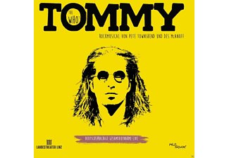 Pete Townshend, Des Mcanuff - The Who's Tommy-Das Rockmusi - (CD)
