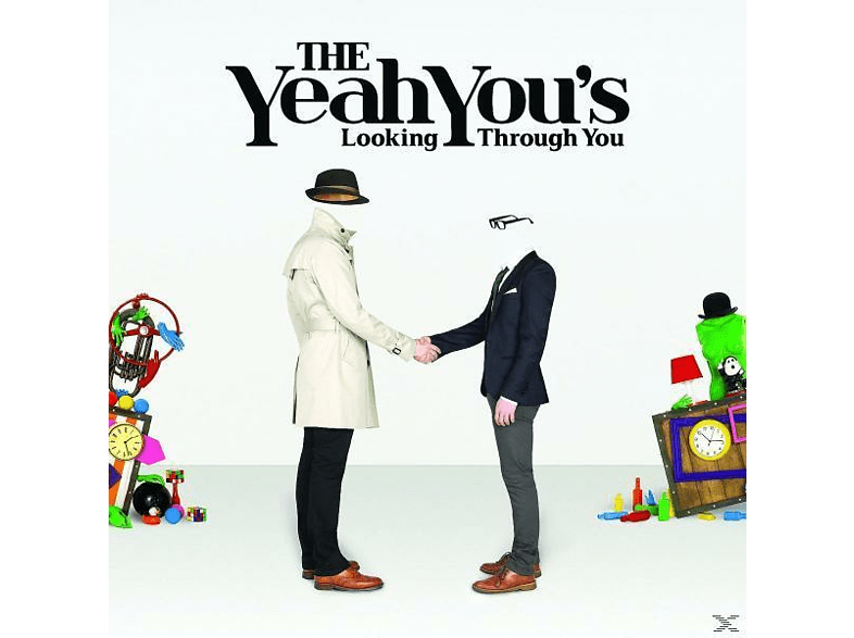 The Yeah You's - Looking Through You [CD]