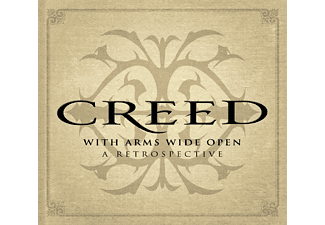 Creed -  With Arms Wide Open: A Retrospective (Limited 3cd) [CD]