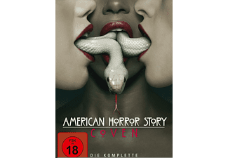 American Horror Story - Staffel 3: Coven - (DVD)