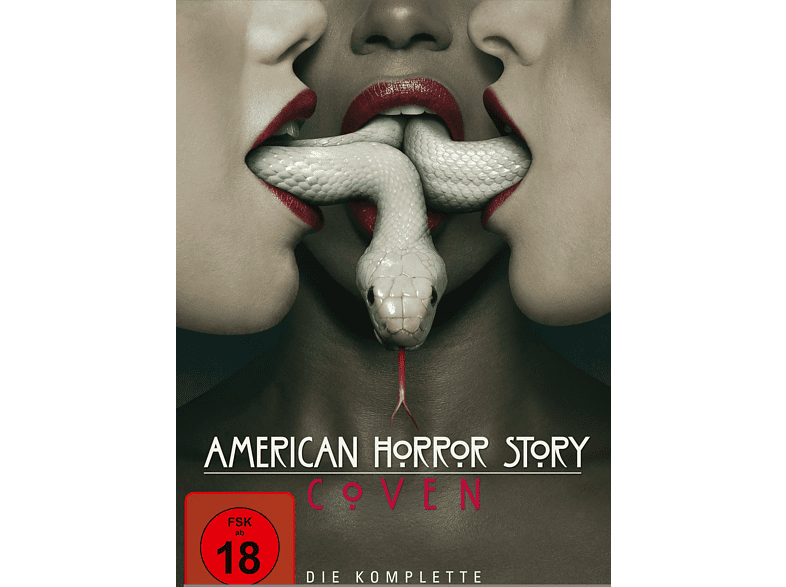 American Horror Story - Staffel 3: Coven [DVD]