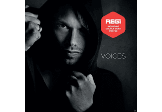 Regi - Voices CD
