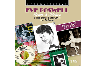 Eve Boswell - Pickin' A Chicken - (CD)