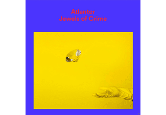 Atlanter - Jewels Of Crime - (Vinyl)