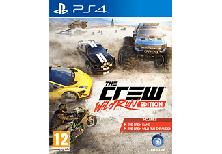 ARAL The Crev Wild Run Edition PlayStation 4