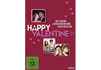 Happy Valentine Collection - (DVD)