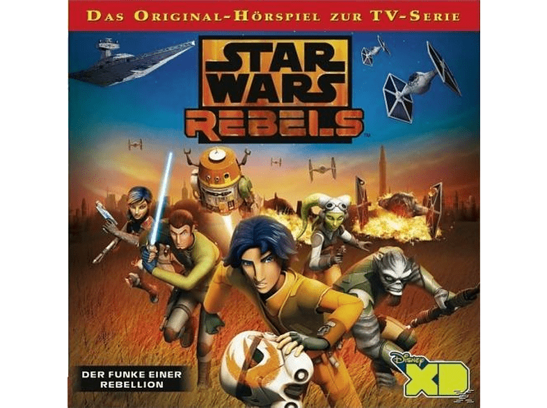 Walt Disney - Star Wars Rebels: Der Funke einer Revolution - (CD)