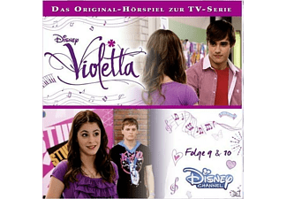 WARNER MUSIC GROUP GERMANY Disney - Violeta Folge 05